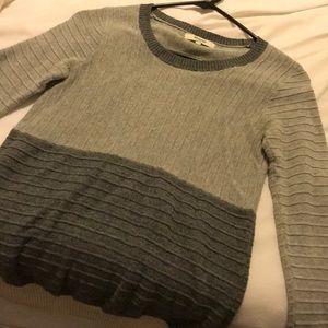 Cute grey long sleeve shirt